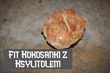Fit kokosanki z ksylitolem