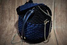 torebka ręcznie robiona na ...