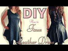 jak uszyć sukienkę DIY