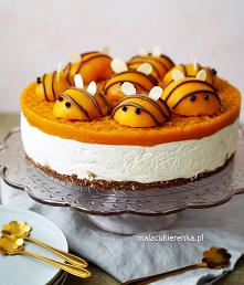 Pyszne ciasto PSZCZÓŁKA bez...