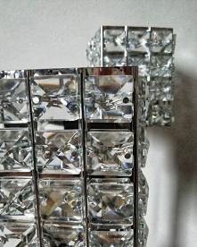 Świeczniki kryształowe