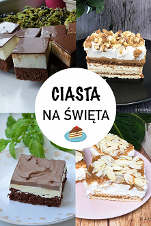 #Ciasta na #Święta – Najlepsze Propozycje na Świąteczne Wypieki