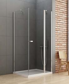 Kabina prysznicowa drzwi uc...