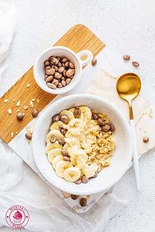 Owsianka peanut butter | Pr...