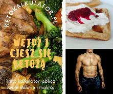 Wylicz swoje zapotrzebowanie kaloryczne i makro które pozwoli Ci być i cieszyć się ketozą
