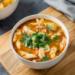 Zupa z kurczakiem i soczewicą