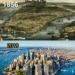 New York City 1856 vs 2019 ...