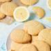 Szybkie ciasteczka cytrynowe