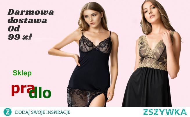 Walentynki ładna bielizna na prezent poleca Pradlo.pl