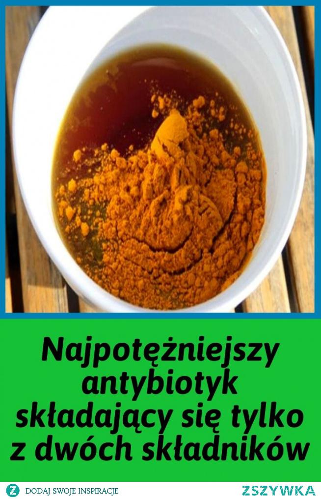 Najpotężniejszy antybiotyk składający się tylko z dwóch składników