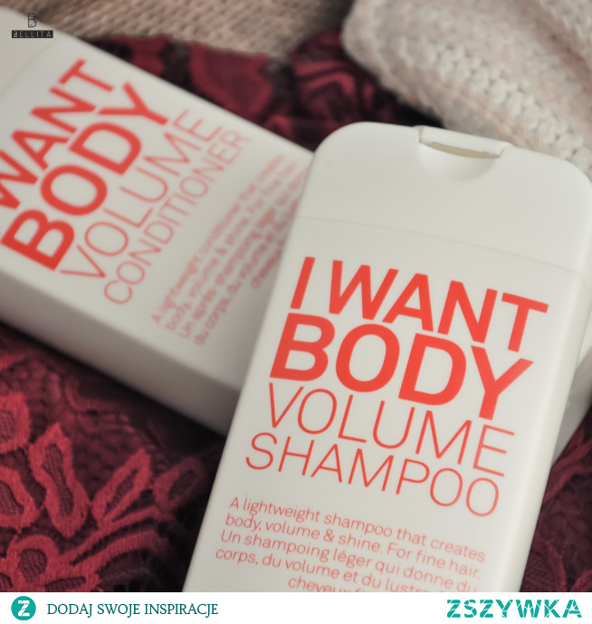 Eleven - szampon i odżywka do objętości
