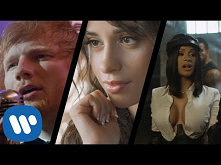 Ed Sheeran - South of the Border (feat. Camila Cabello & Cardi B) [Official Music Video]