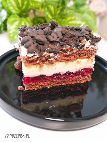 #Ciasto #Węgielek