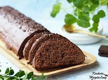 Śmietanowa babka czekoladowa