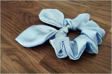 Handmade Scrunchie Uszatka