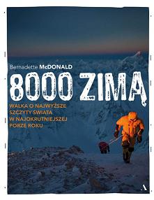 """Książka """"8000 zimą. Walka o..."""