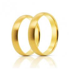 Złote pierścionki z topazem