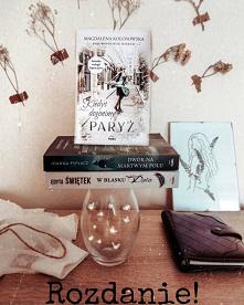 Zapraszamy na rozdanie na Instagram sisters_as_books