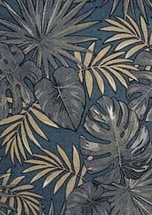 Dywan 120x170 w liście palmy