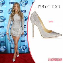 Jennifer Lopez in Jimmy Choo