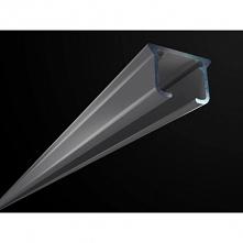 Szara szyna aluminiowa ZS-200 Creativa to elegancki, wysokiej jakości karnisz pojedynczy. Karnisz wykonany z aluminium, pomalowany proszkowo na szary kolor. Szary karnisz ZS-200...
