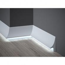 Listwa przypodłogowa oświetleniowa Mardom Decor Elite ONE QL007 to synonim mistrzowskiej oferty, numer jeden w dziedzinie listew oświetleniowych przypodłogowych. Model listwy po...