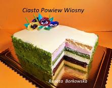 Ciasto   Powiew   Wiosny .