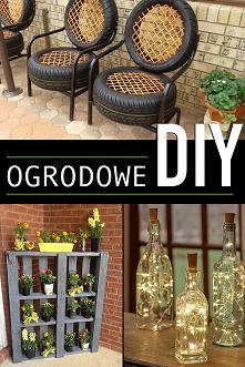 Ogrodowe DIY – TOP 21 Cieka...