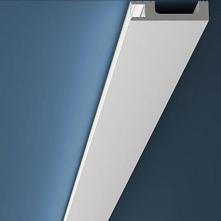 Listwa przysufitowa Led o symbolu IL10 NMC to nowoczesny profil do oryginalnych wnętrz. Listwa przysufitowa prosta o gładkiej powierzchni z bocznym miejscem na oświetlenie Led. ...