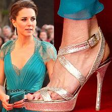 Kate Middleton in Jimmy Choo sandals