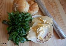 Masło pietruszkowe - masło ...