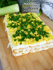 Ciasto sałatkowe