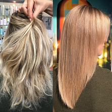 Nowy blond i botox