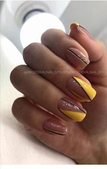 #żółty #czerń