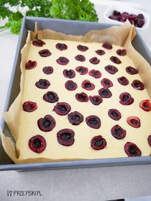 Ciasto z czereśniami w 10 m...