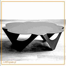 Stolik w kształcie koniczyn...