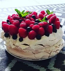 Tort beza Pavlowa   Składni...