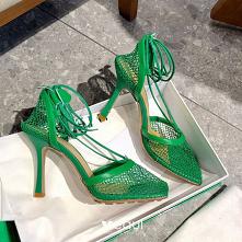 Moda Lato Zielony Zużycie u...