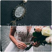 Medalion ślubny ze zdjęciem...