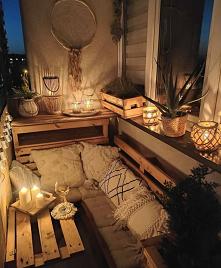 #pomyśl na balkon #♡
