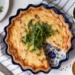 Tarta z karmelizowaną cebulą i boczkiem