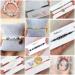 Bransoletka z napisem Mama, Dzień Matki, Dzień Mamy, prezent dla Mamy, więcej wzorów na fanpage Tuli Biżuteria