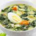 #Zupa #porowa z warzywami