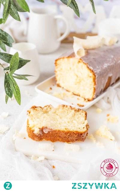 Ucierane ciasto kokosowe | Przepisy | Wypieki Beaty