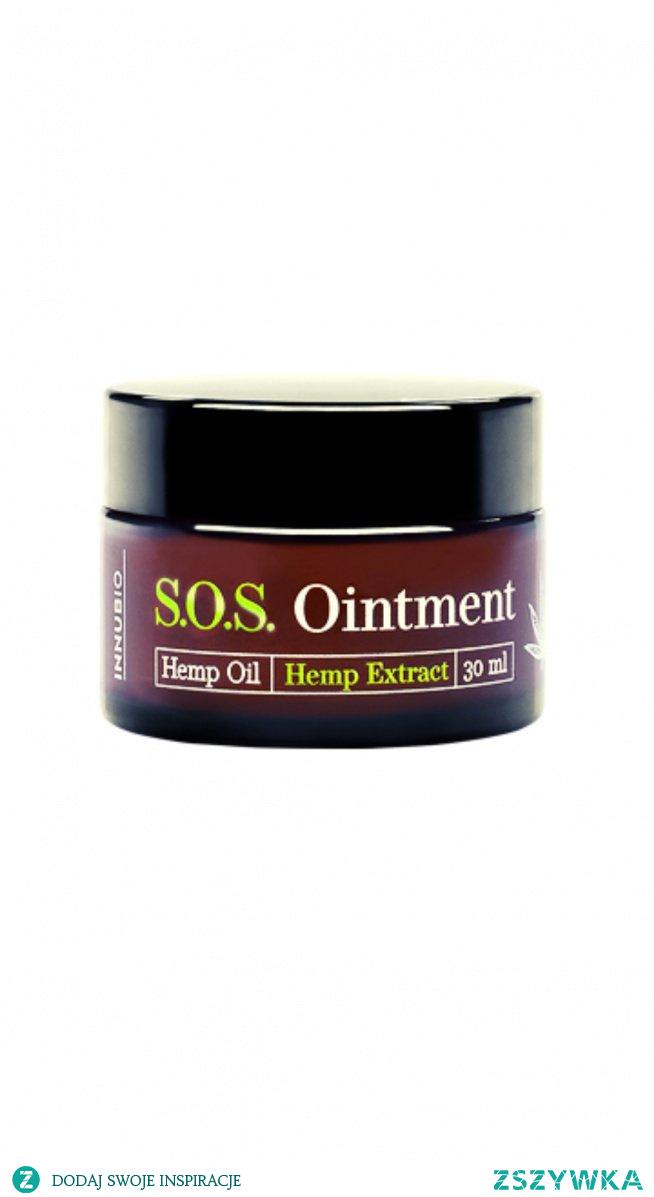 INNUBIO SOS Ointment! Maść przynosi natychmiastową ulgę, łagodząc i kojąc wszelkie podrażnienia, otarcia i poparzenia niwelując uczucie swędzenia i pieczenia skóry. Swoje zastosowanie znajdzie przede wszystkim w przypadkach trądziku, egzemy, atopowego zapalenia skóry, łuszczycy czy też alergii. Jest również idealnym środkiem łagodzącym skutki ukąszeń owadów. LINK w komentarzu...