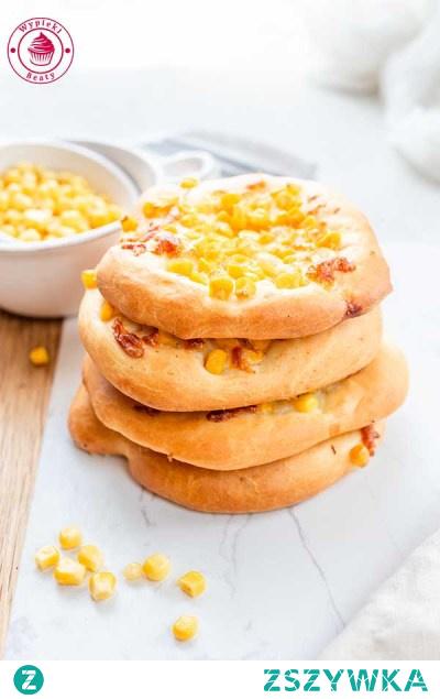 Bułki kukurydzianki | Przepisy | Wypieki Beaty
