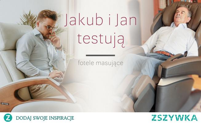 Zastanawiasz się nad zakupem fotela do masażu, lecz masz wątpliwości? A może jesteś zdecydowany, jednak nie wiesz, który wybrać? Sprawdź testy foteli masujących i niezależne opinie na ich temat, odwiedzając naszego bloga!