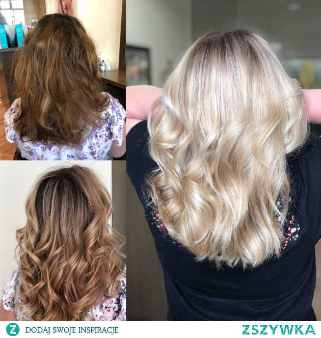 Blond w dwóch podejściach