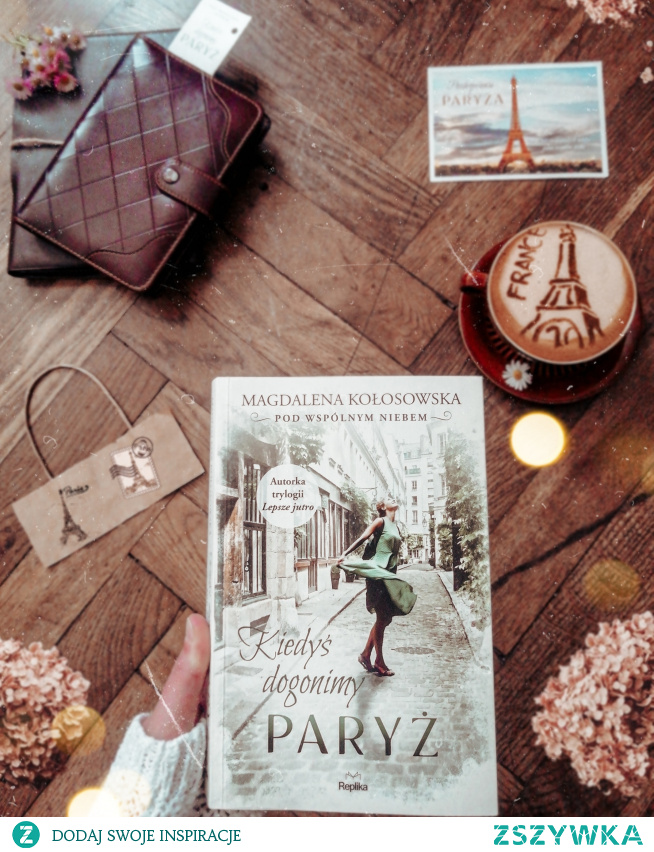 Byliście w Paryżu?