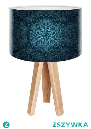Lampa stołowa Dragon - MacoDesign
